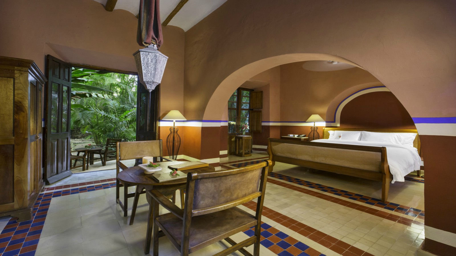 Hacienda San Jose - Garden Suite